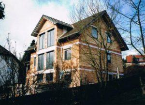 Neubau in Göttingen