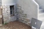 Besondere Treppen gemauert